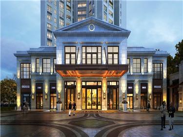 喜讯|恭喜广州湘联签订了深城投-中心公馆中空玻璃百叶工程项目