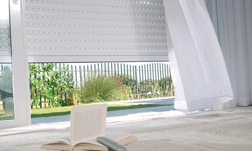 坚持做好每一扇窗,湘联建筑节能卷帘窗