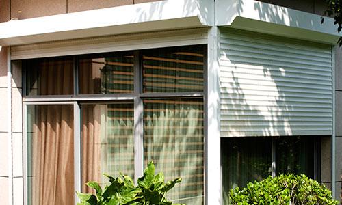 简单生活,你需要一樘建筑节能卷帘窗