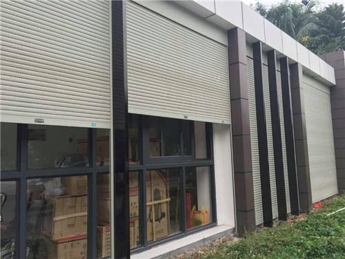 湘联户外卷帘窗——泉州广电案例
